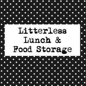 Litterless Food Storage