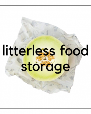 Litterless Food Storage